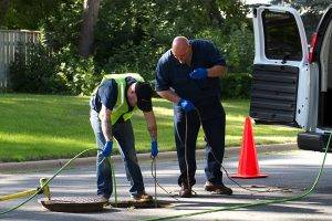 Sewer Cleaning Roseville