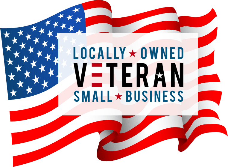 Locally Owned Veteran Small Business